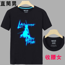 2018 Fate/Grand Order Jeanne d'Arc Alter T-shirt female male tshirt cosplay blouse