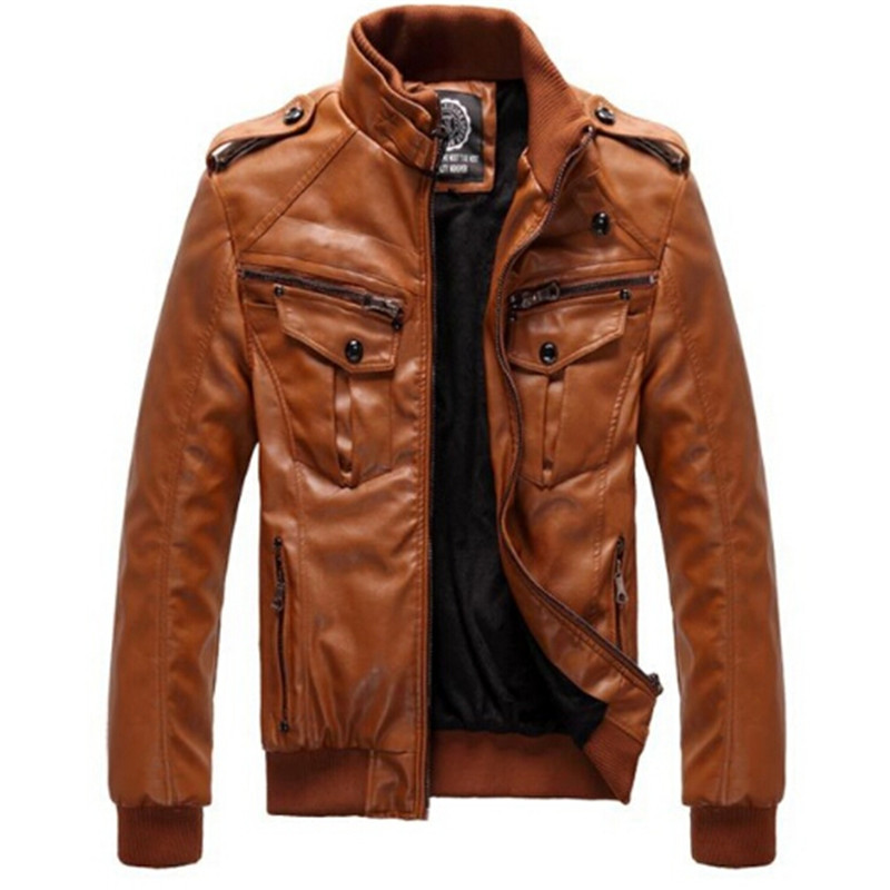 Popular Leather Jackets for Short Men-Buy Cheap Leather Jackets ...