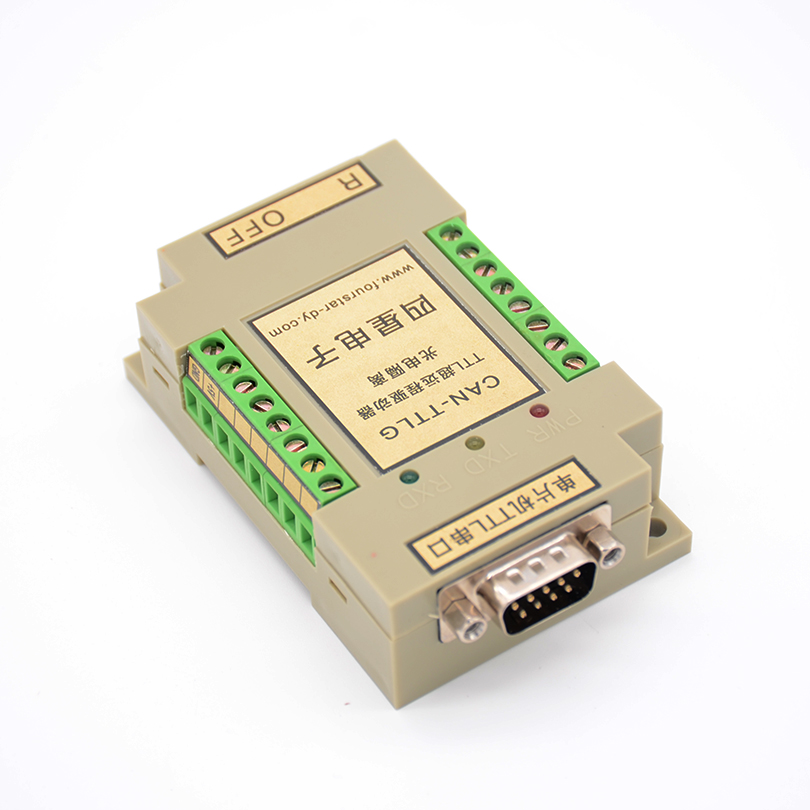 FOURSTAR RS485 RS422Universal Optical Isolation Ultra Remote Driver MCU Communication Port Optical Isolation Ultra Remote Driver in Industrial Computer Accessories from Computer Office