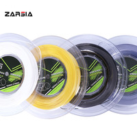 200m big banger Genuine ZARSIA ALU rough Quality tennis strings 1.25mm 17 Gauge tennis racket ZTS004