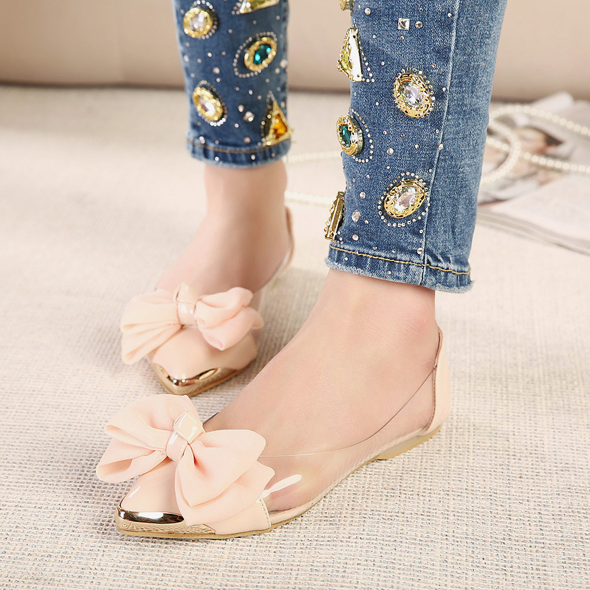 Image result for woman wearing Lightweight ballerinas