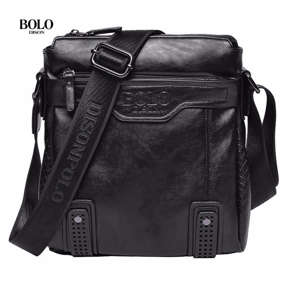 Free Shipping BOLO High-Capability Business Bags Practical Messenger Bag Laptop Tote Casual Crossbody Bag Shoulder Handbag Hot women handbag shoulder bag messenger bag casual colorful canvas crossbody bags for girl student waterproof nylon laptop tote