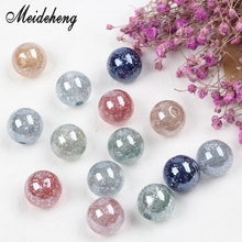 DIY Acrylic Beads with Beads Single hole Multi style Hair ornament Fashion Jewelry Accessories Beads Handwork vintage acrylic matte rubber paint straight hole pumpkin beads hair accessories beaded drop earrings for women diy ear jewelry