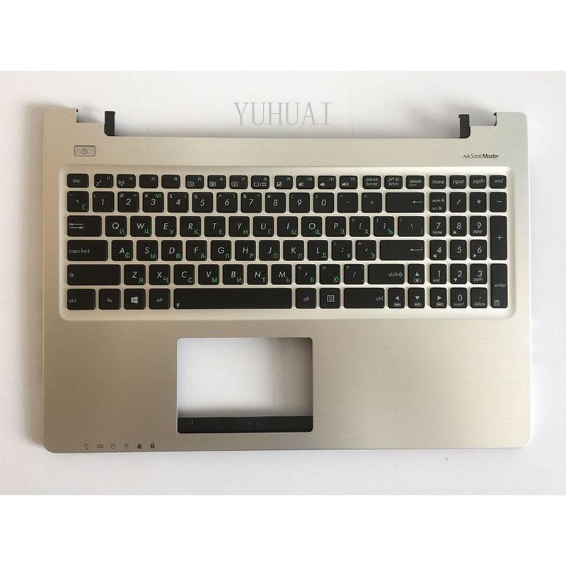 Russian Keyboard for ASUS K56 K56C K56CA K56CM RU laptop keyboad Palmrest Upper