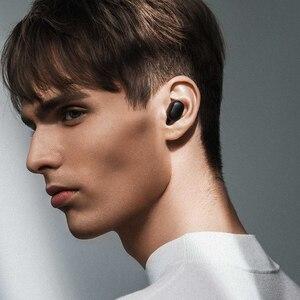 Image 5 - מקורי Xiaomi Redmi Airdots 2 Xiaomi אלחוטי אוזניות קול בקרת Bluetooth 5.0 רעש הפחתת שליטה ברז
