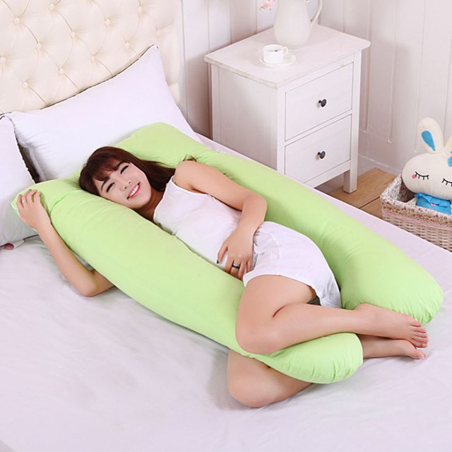cases sleeper pregnant women pregnancy side pillow body plush store fabric maternity decor product home sleeping full