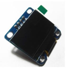 "Image 5 - 5 uds. 0,96 ""pulgadas azul I2c IIC Serial Oled LCD LED módulo 12864 128X64, para Arduino Display Raspberry PI 51 Msp420 Stim32 SCR"
