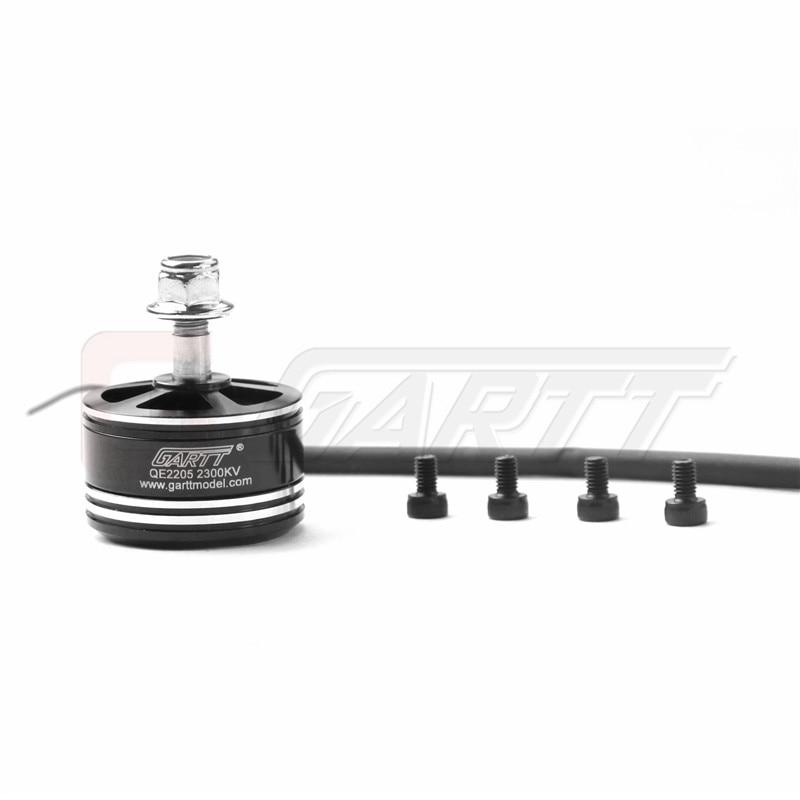 GARTT QE 2205 2300KV Brushless Racing Motor CW CCW For QAV FPV font b RC b