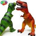 2016 new novel extremly large Inflatable dinosaur toys photoelastic for tyrannosaurs child gift toys free shipping