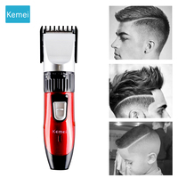 Kemei Electric Hair Trimmer Clipper Hair Cutter Beard Trimmer Styling Tools Hair Cutting Machine Hair Trimer