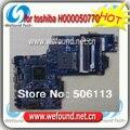 Горячая! Для Toshiba C850 материнской платы ноутбука H000050770
