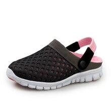 Plus Size 36-45 Fashion Women Men Sandals Shoes 2016 Light Slip on Walking Shoes Women Casual Flip Flops Lovers Valentine Sandal