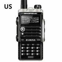 Baofeng Walkie Talkie BF UVB2PLUS VHF/UHF Dual Band DCS Ham Two Way Transceiver