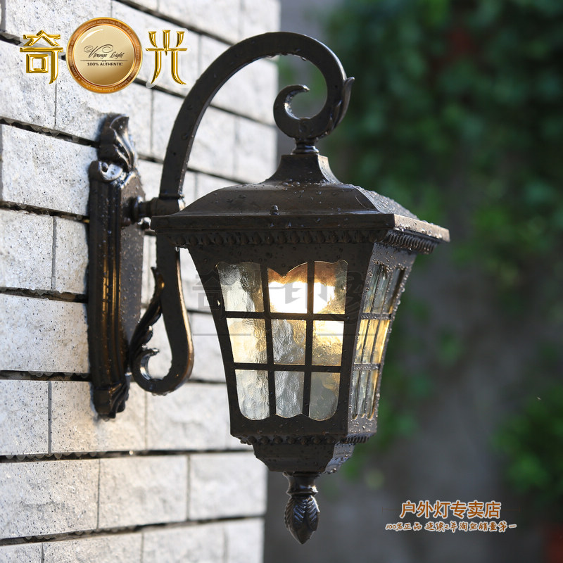 High Quality Outdoor Vintage Wall Lamp