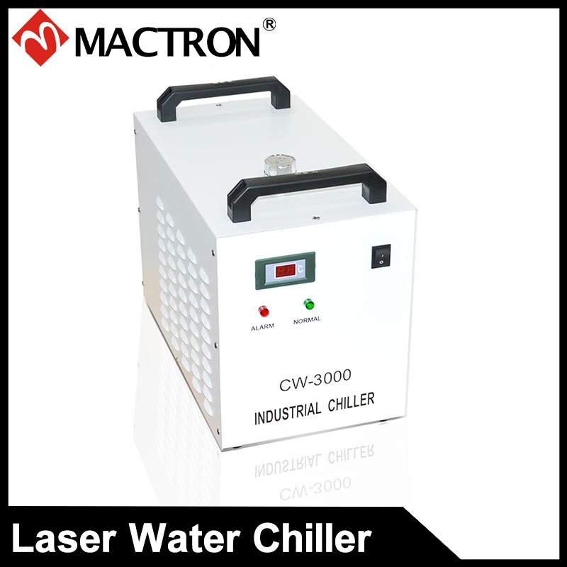 چیلر آب لیزر با کیفیت بالا CW3000 برای - قطعات برای ماشین آلات نجاری