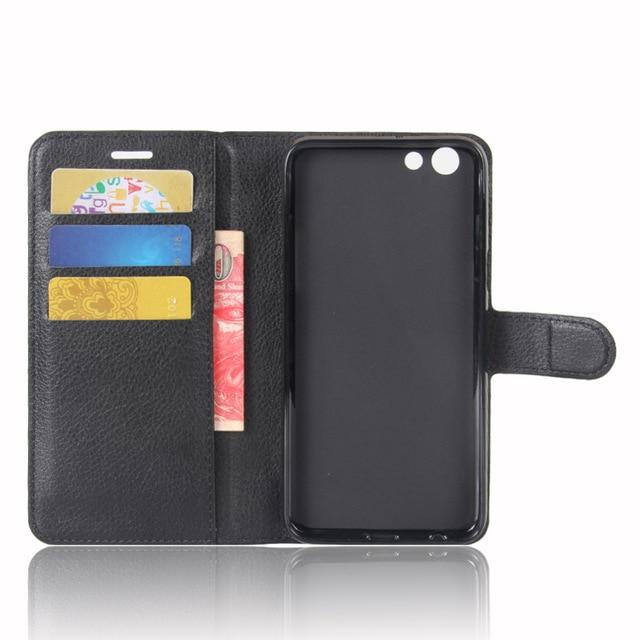 كتاب نمط بولي Cover حافظة جلدية غطاء ل OPPO A83 CPH1729 محفظة قلابة حقائب الهاتف الحالات مع حامل ل OPPO A1
