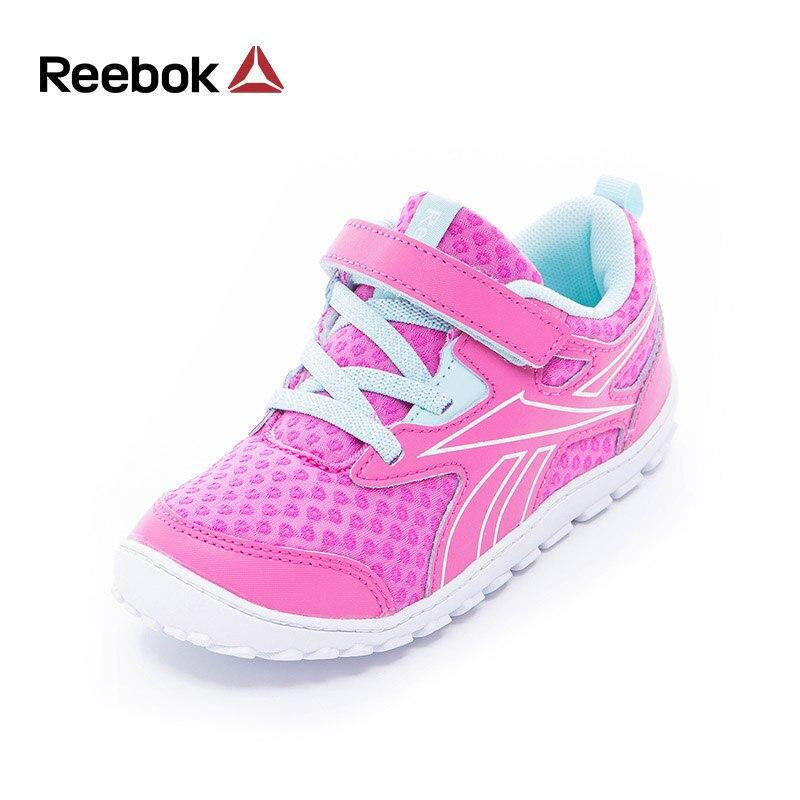 REEBOK Nowe buty do biegania Unisex Kids Girl Lekkie tłumienie - Obuwie dziecięce - Zdjęcie 1