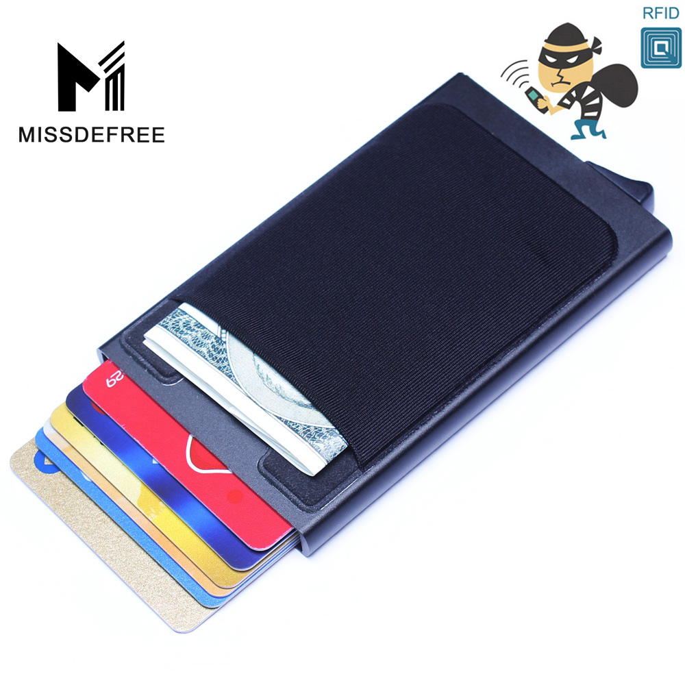 how to use a card holder wallet