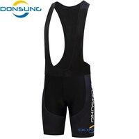 DONSUNG Cycling Bib Shorts 2017 Men Pro MTB Bicycle Summer Cycling Clothing Quick Dry 3D Gel