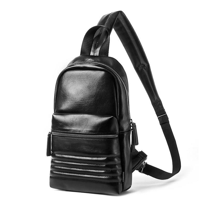 UIYI Brand Korea Men Messenger PU Leather Cross Body Bag Handbag Male School Shoulder Zipper Chest Bag 170301UIYI Brand Korea Men Messenger PU Leather Cross Body Bag Handbag Male School Shoulder Zipper Chest Bag 170301