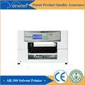 Высокое качество id карты принтера растворителя печатная машина принтер с CE утвержден