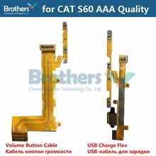 USB Charging Dock Flex Cable For CAT S60 USB Charger Power