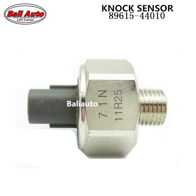 Left Corner   Detonation Knock Sensor OEM 89615-44010 for  Toyota Camry Highlander RAV4 4cyl 2.4L accept Paypal