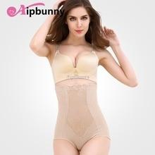 Lingerie Waist Breathable Tummy Bodyshaper High Sexy Cinta Waist Shapewear Panties Modeladora   Shaper  Slimming Trimmer
