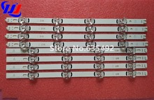 "8 kosov (4 * A + 4 * B) LED trakovi za LG 39 palčni televizor 390HVJ01 innotek DRT 3.0 39 ""-A / B type 4 LEDS 403mm"