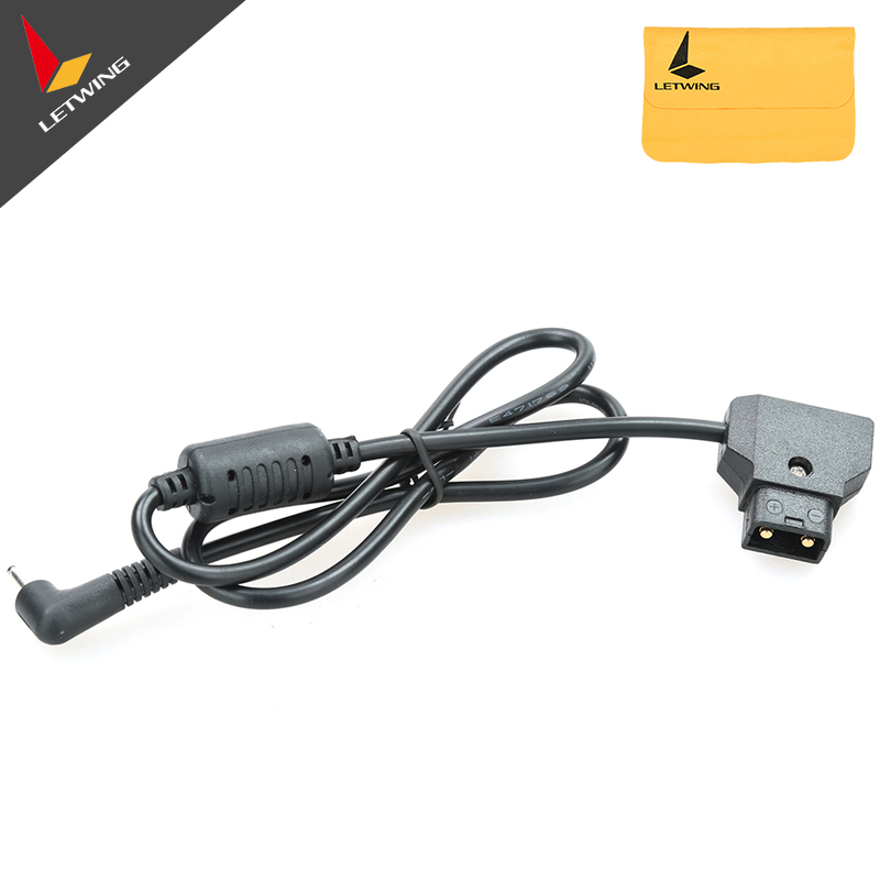 Lanparte D-Tap Power Cable to fit BMPCC Black Magic Pocket Cinema Camera image