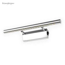 Feimefeiyou 3w 5w ac 85v 265v stainless steel led mirror front light led bathroom wall light.jpg 250x250