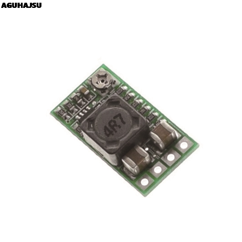 Ultra-Small Size DC-DC Step Down Power Supply Module 3A Buck Converter Adjustable 1.8V 2.5V 3.3V 5V 9V 12V image