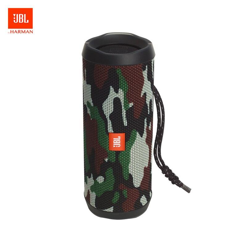 JBL Flip4 sans fil Bluetooth haut-parleur musique kaléidoscope IPX7 étanche Assistant vocal bruit et Echo-annulation haut-parleur