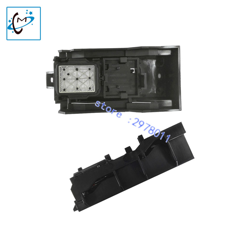 inkjet printer spare part dx5 head cleaning capping assembly mimaki jv33 jv5 jv4 cjv30 mutoh 1604E ink cap top assembly hot sale dx5 head solvent sheet capping assembly cleaning unit for mutoh 1604e 1604 900c piezo photo printer ink stack part