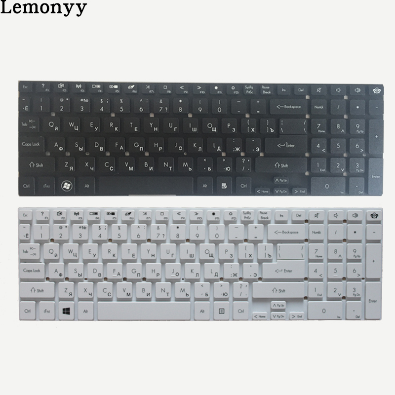 Russian RU Keyboard for Packard Bell EasyNote TV11 TS11 P7YS0 P5WS0 TS13SB TS44HR TS44SB TSX66HR TSX62HR TV11C Laptop комплектующие и запчасти для ноутбуков packard bell gateway p5ws5 p5ws0 p5wso tmp 255