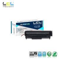 LCL Replacement HP Q2612A 12A 3K 1Pack BlackCompatible Toner Cartridge For Laserjet 1010 1012 1015 1020