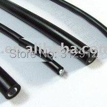 E-pof-2.5; одножильная оптическая сторона и конец светового волокна серии, ПВХ, длиной 100 м каждый рулон; внутренний диаметр; 2,5 мм, наружный диаметр; 4 мм