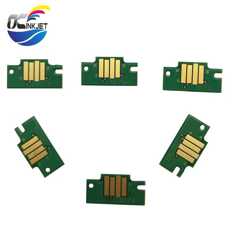 OCINKJET PFI 107 Permanent Cartridge Chip Compatible For Canon IPF-670 IPF-680 IPF-685 IPF-770 IPF-780 IPF-785 Inkjet Printer