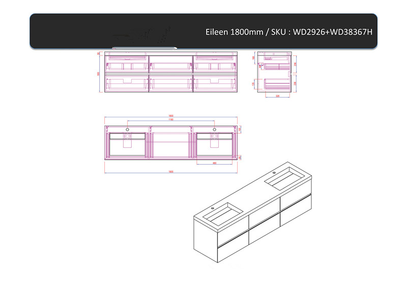 TDR-VANITIES-STONE-Eileen-1800mm-SKU-WD2926+WD38367H