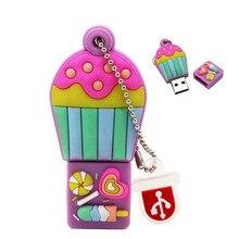 Tekst Me Nieuwe Romantische Hot Air Ballon Usb 4Gb 8Gb 16Gb 32Gb Pendrive Usb Flash Drive creatieve Gift Stok Pendrive