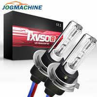 JOGMACHINE 2Pcs kit Xenon Headlights H7 35w 55w Hid Xenon Replacement Bulbs 4300K 5000K 6000K 8000K 10000K 12000K Car Headlight