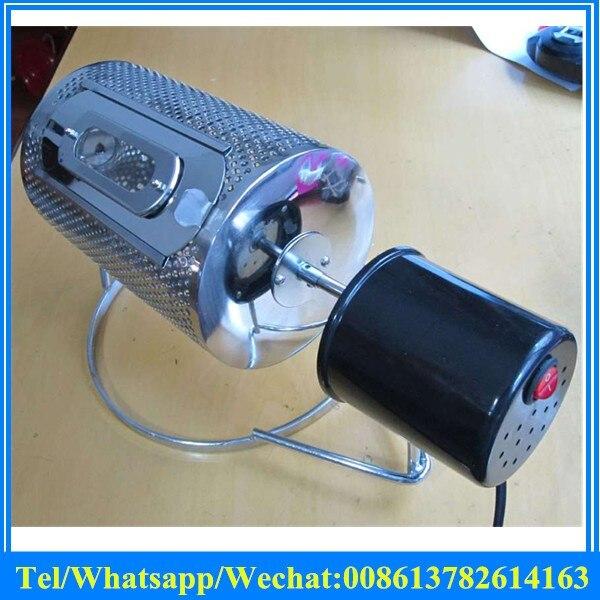 Мини-машина для жарки кофе из нержавеющей стали
