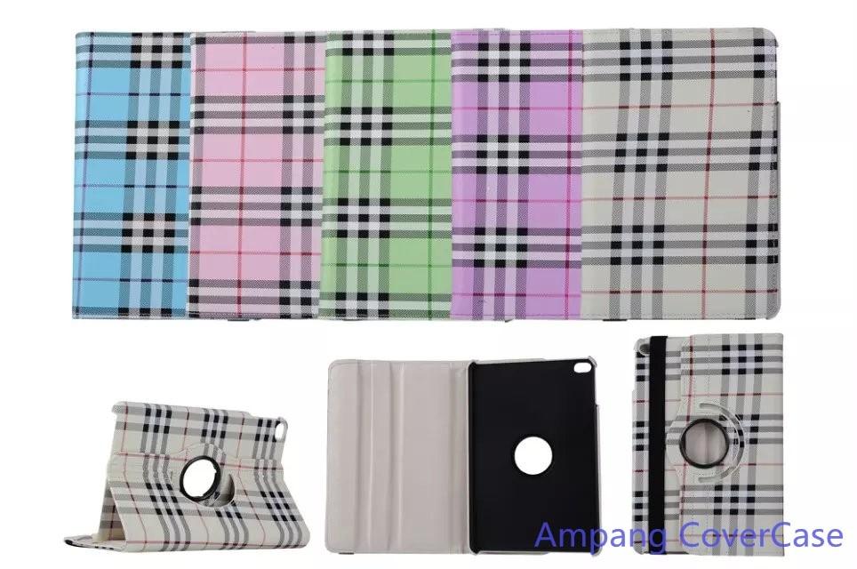 Scottish font b tartan b font Cases for iPad mini 4 Slim Smart Flip Cover for