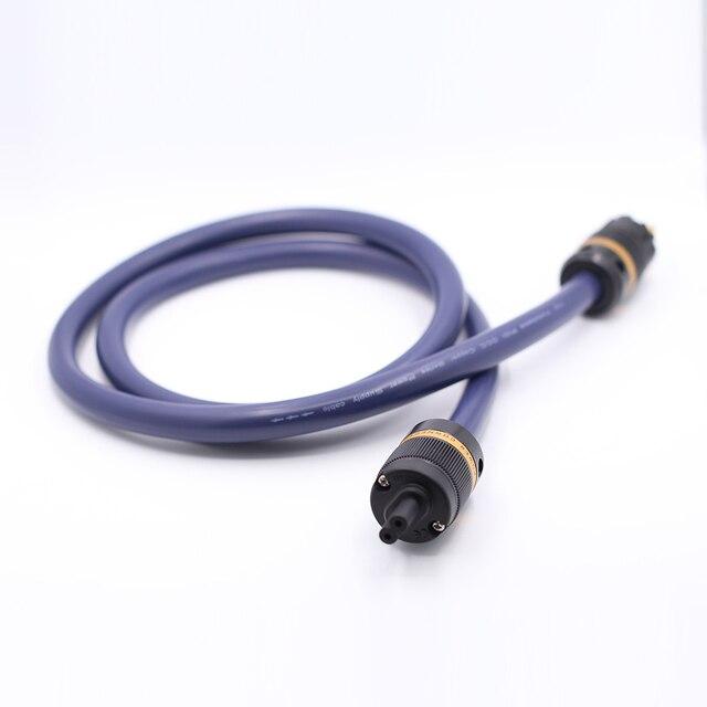 1 חתיכה P101 6N OCC AC כבל חשמל עם ויבורג טהור נחושת כוח מחברים דמות 8 כוח כבל fingure 8 חברת חשמל מחבר