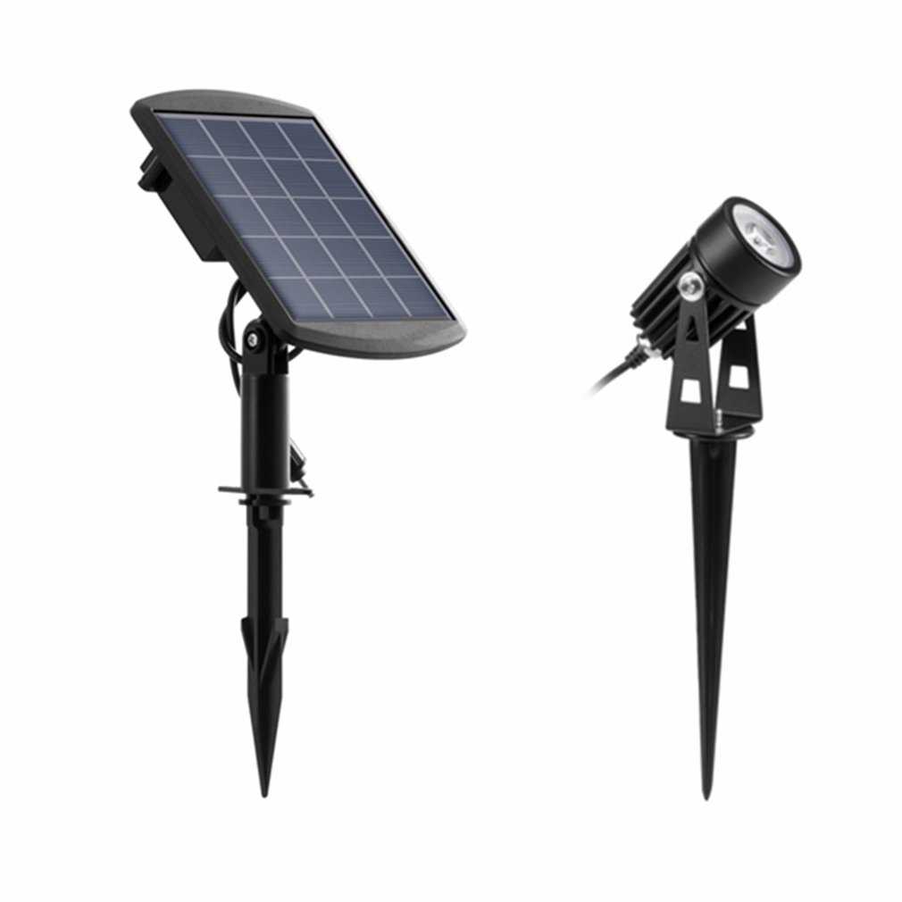 BSV-SL101 Waterproof LED Solar Powered Outdoor Street Light Garden Lawn Spotlights --M25 дозатор для жидкого мыла primanova tassy 8 6 22 см