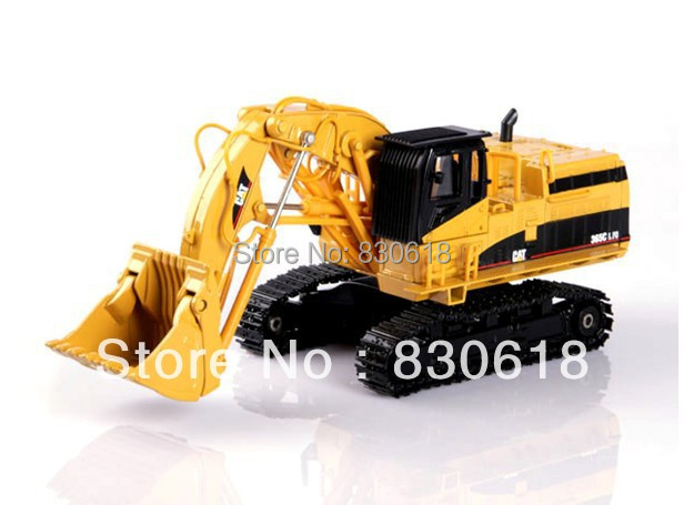 Norscot 1:50 DieCast caterpillar CAT 365C FRONT SHOVEL 55160 Construction vehicles toy new norscot 55196 cat caterpillar 950h wheeled loader 1 50 diecast model toy