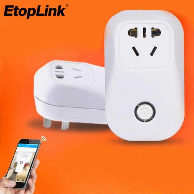 Sonoff S20 Wifi Wireless Remote Socket Smart Timer Plug Smart Home ...
