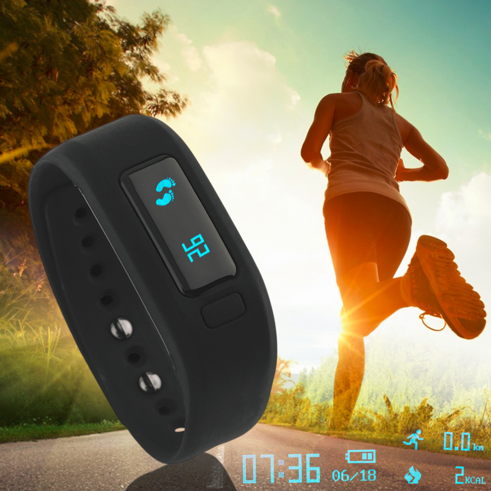 imágenes para Nueva Pulsera Inteligente Rastreador De Fitness Deportes Muñequera Salud Sleep Monitor de Frecuencia Cardíaca UP2 Pulsera de la Pulsera