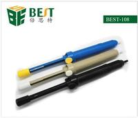 BEST 108 Manual Suction Tin Rod Electronic Flux Tool Solder Sucker