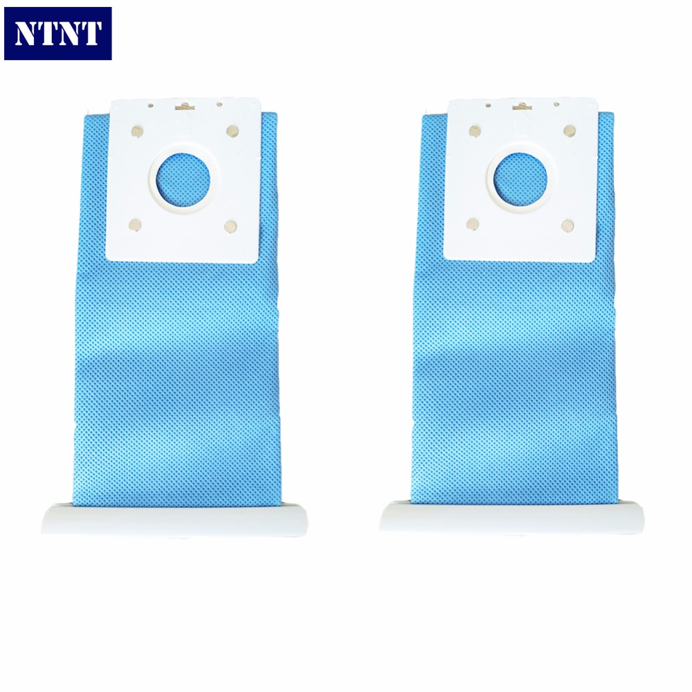 NTNT 2Pcs/Lot New Non-woven Bag fit For SAMSUNG Fabric BAG DJ69-00420B FOR VACUUM CLEANER Long Term Dustbag